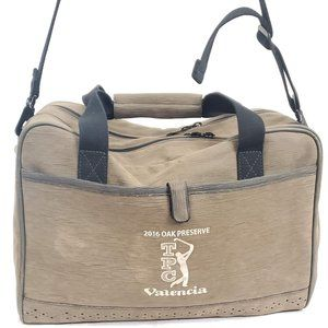 ⛳ TPC 2016 Oak Preserve Valencia Duffel Bag 🏌🏾♂